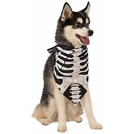 Rubie's Costume Company Dog Skeleton Bandana Dog Costume, Small/Medium