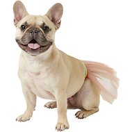 Rubie's Costume Company Rainbow Tutu Dog & Cat Costume, Small/Medium