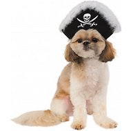 Rubie's Costume Company Pirate Hat Dog Costume, Small/Medium