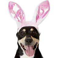 Rubie's Costume Company Bunny Ears Dog & Cat Costume, Medium/Large