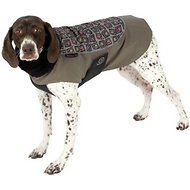 Ultra Paws WeatherMaster Reflective Dog Coat w/Ultra-Heat Liner, Medium