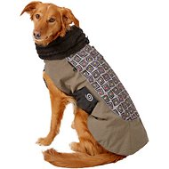 Ultra Paws WeatherMaster Reflective Dog Coat w/Ultra-Heat Liner, Large