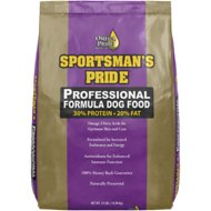 Sportsman's Pride Professional 30/20 Formula Adult Dog Food, 33-lb bag