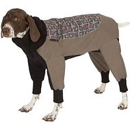 Ultra Paws WeatherMaster Dog Snowsuit with Ultra-Heat Liner, Large