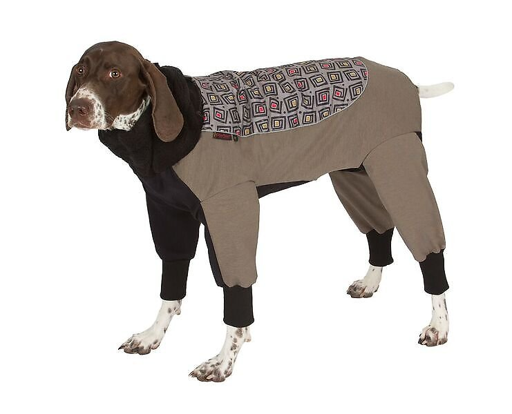 Ultra Paws WeatherMaster Dog Snowsuit with Ultra-Heat Liner