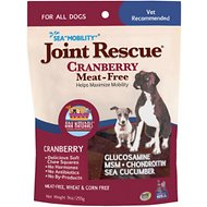 "Ark Naturals Sea ""Mobility"" Joint Rescue Cranberry Dog Treats, 9-oz bag"