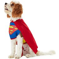 Rubie's Costume Company Classic Superman Dog Costume, Small