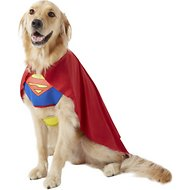Rubie's Costume Company Classic Superman Dog Costume, Large