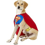 Rubie's Costume Company Classic Superman Dog & Cat Costume, X-Large