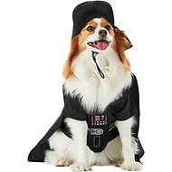 Rubie's Costume Company Darth Vader Dog & Cat Costume, Medium