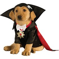 Rubie's Costume Company Dracula Dog Costume, Small