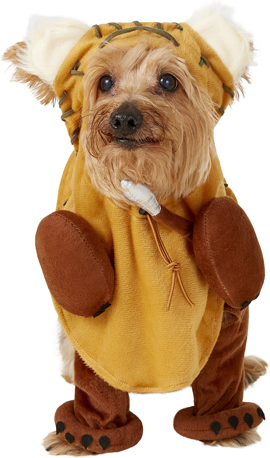 710e65c40d4 Rubie's Costume Company Running Ewok Dog & Cat Costume, Small