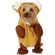Rubie's Costume Company Running Ewok Dog & Cat Costume, Small