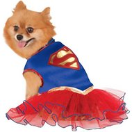 Rubie's Costume Company Supergirl Tutu Dress Dog Costume, X-Small