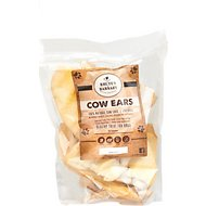 Brutus & Barnaby Cow Ear Dog Treats, 12-count