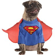 Rubie's Costume Company Superman Dog Costume, Small