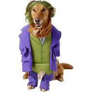 Rubie's Costume Company The Joker Dog & Cat Costume, X-Large