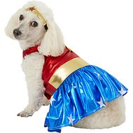 Rubie's Costume Company Wonder Woman Dog & Cat Costume, Medium