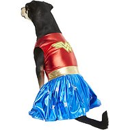 Rubie's Costume Company Wonder Woman Dog Costume, Large