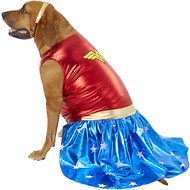 Rubie's Costume Company Wonder Woman Dog Costume, XXX-Large