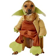 Rubie's Costume Company Yoda Dog & Cat Costume, Small