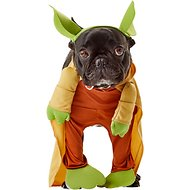 Rubie's Costume Company Yoda Dog & Cat Costume, Medium