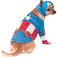 Rubie's Costume Company Captain America Dog Costume, Small