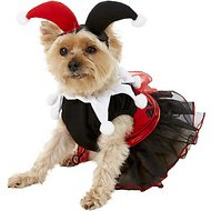 Rubie's Costume Company Harley Quinn Dog & Cat Costume, Small