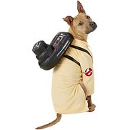 Rubie's Costume Company Ghostbuster Jumpsuit Dog & Cat Costume, X-Large