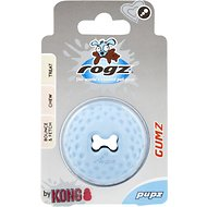 Rogz Pupz Gumz Treat Ball Dog Toy, Small, Color Varies