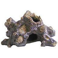 Sporn Tree Stump Aquarium Ornament, Small