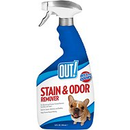 OUT! Pet Stain & Odor Remover, 32-oz bottle