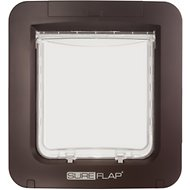 SureFlap Microchip Small Dog & Cat Door, Brown