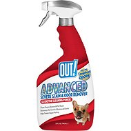 OUT! Advanced Severe Stain & Odor Remover, 32-oz bottle