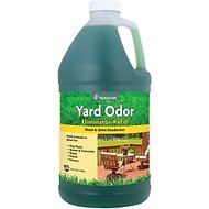 NaturVet Yard Odor Eliminator Refill, 64-oz bottle