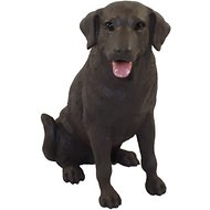 Conversation Concepts Chocolate Labrador Figurine