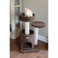 Armarkat 30-inch Cat Tree, Coffee Brown
