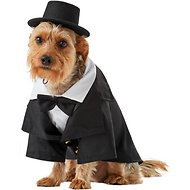 Rubie's Costume Company Dapper Dog & Cat Costume, Medium
