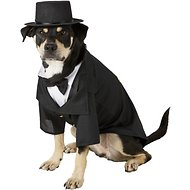 Rubie's Costume Company Dapper Dog & Cat Costume, Large
