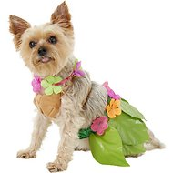 Rubie's Costume Company Hula Girl Dog & Cat Costume, Small