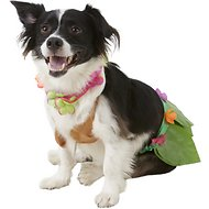 Rubie's Costume Company Hula Girl Dog & Cat Costume, Medium