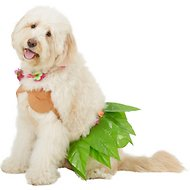Rubie's Costume Company Hula Girl Dog & Cat Costume, X-Large
