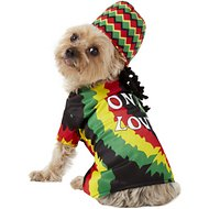 Rubie's Costume Company Rasta Dog Costume, Small