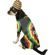 Rubie's Costume Company Rasta Dog Costume, Large