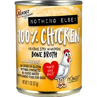 Against the Grain Nothing Else Chicken Grain-Free Canned Dog Food, 11-oz, case of 12