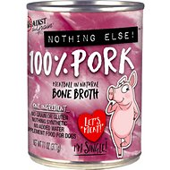 Against the Grain Nothing Else Pork Canned Grain-Free Dog Food, 11-oz, case of 12