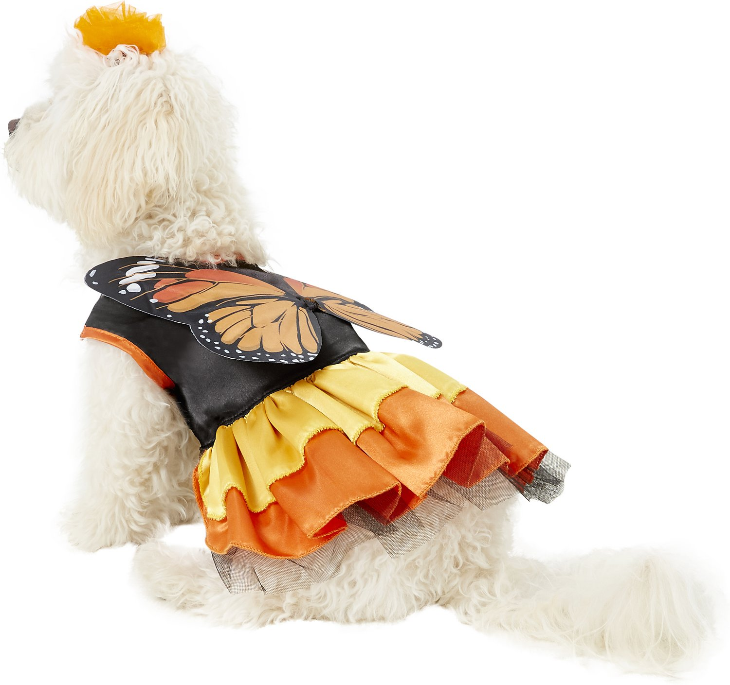 Rubie S Costume Company Monarch Butterfly Dog Amp Cat