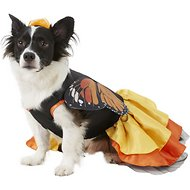 Rubie's Costume Company Monarch Butterfly Dog Costume, Large