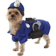 Rubie's Costume Company Police Dog & Cat Costume, Small