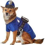 Rubie's Costume Company Police Dog & Cat Costume, Medium